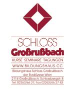Logo BILDUNGSHAUS SCHLOSS GROSSRUSSBACH